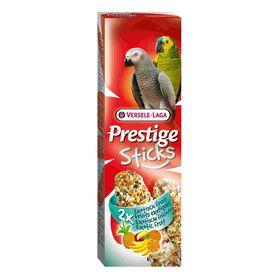 Палочки VERSELE-LAGA Prestige для крупных попугаев, экзот. фрукты, 2х70 г.