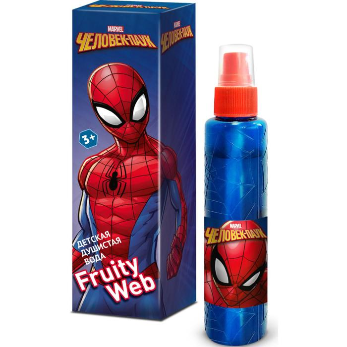 Душистая вода Spider-Man Fruity Web, 75 мл