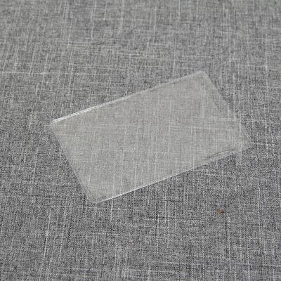 Обложка для проездного билета, 100 мкн, прозрачная