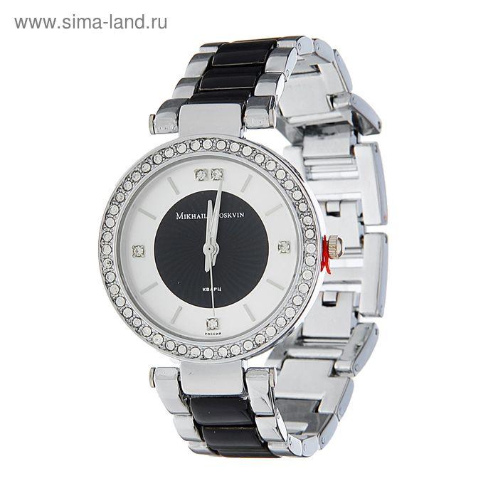 """Часы наручные женские """"Каприз"""" кварцевые модель 611-12-7"""