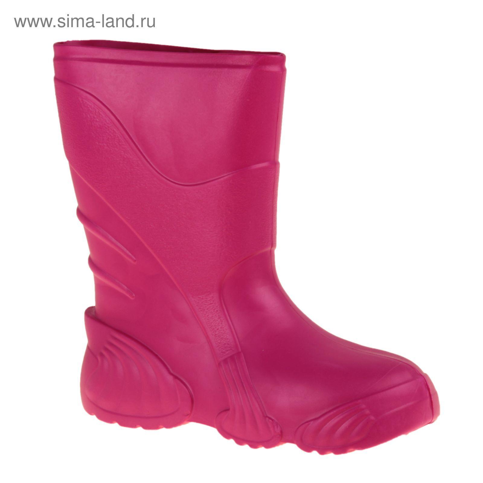 8767bd00 Сапоги женские утепленные Reflex (розовый) (р. 38/39) (1606750 ...