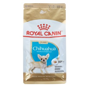 Сухой корм RC Chihuahua Junior для щенков чихуахуа, 500 г Ош