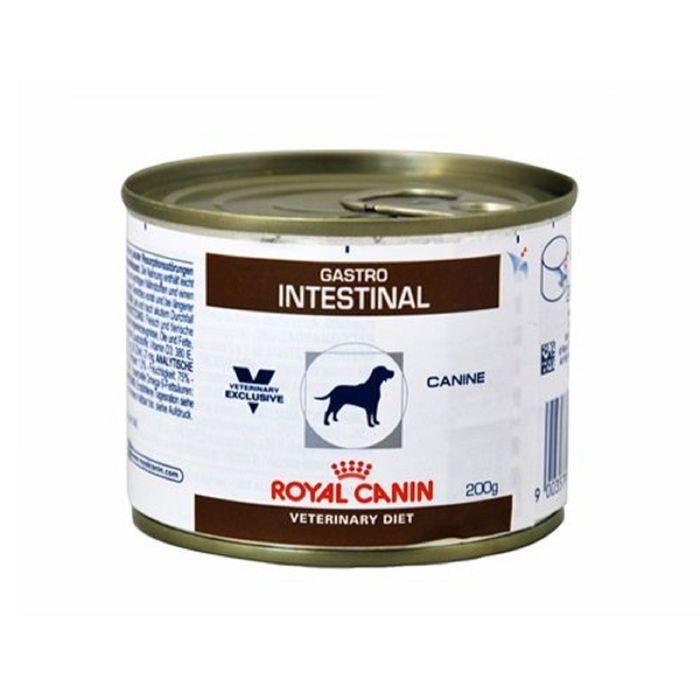 Влажный корм RC gastro Intestinal Canine для собак с проблемами ЖКТ, 200 г
