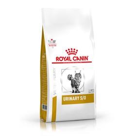 Сухой корм RC Urinary S/O LP 34 Feline для кошек с МКБ, 1.5 кг