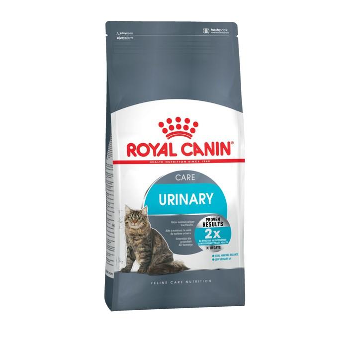 Сухой корм RC Urinary Care для кошек, профилактика МКБ, 2 кг