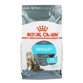 Сухой корм RC Urinary Care для кошек,  профилактика МКБ, 4 кг
