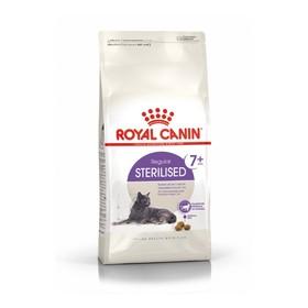 Сухой корм RC Sterilised 7+ для кастрированных котов и стерилизованных кошек, 1.5 кг