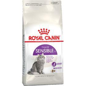 Сухой корм RC Sensible 33 для кошек с чувствительным ЖКТ, 4 кг