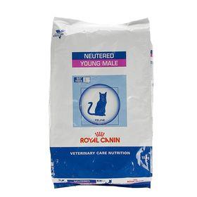 Сухой корм RC VCN Neutered Young Male для кастрированных котов, 10 кг