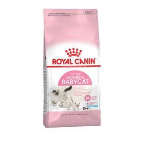Сухой корм RC Mother and babycat для котят, беременных и лактирующих кошек, 4 кг