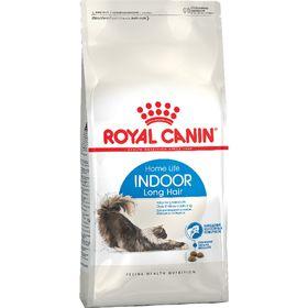 Сухой корм RC Indoor Long Hair для домашних длинношерстных кошек, 10 кг
