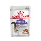 Влажный корм RC Sterilised для стерилизованных кошек, в соусе, пауч, 85 г