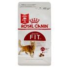 Сухой корм RC Fit для кошек с умеренной активностью, 400 г