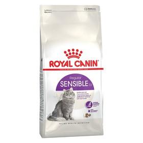 Сухой корм RC Sensible для кошек с чувствительным ЖКТ, 400 г