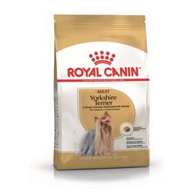 Сухой корм RC Yorkshire Terrier Adult для йоркширского терьера, 1.5 кг