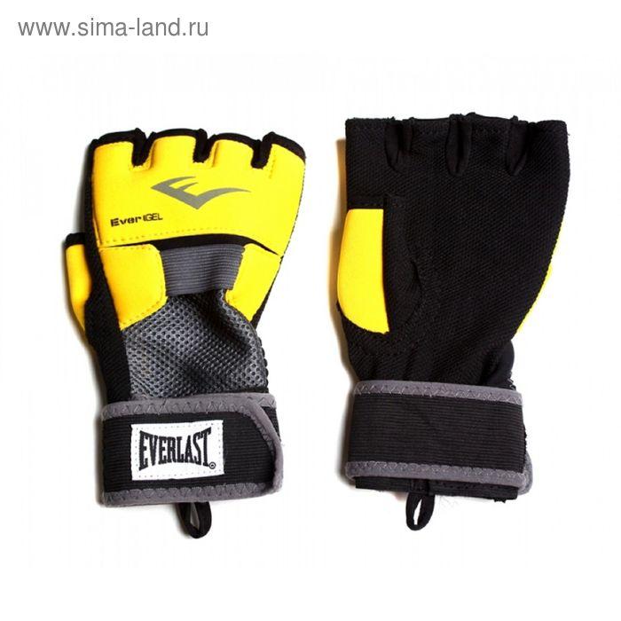 Перчатки гелевые Evergel XL желт.