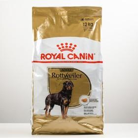 Сухой корм RC Rottweiler Adult для ротвейлера, 12 кг