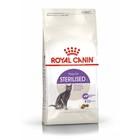 Сухой корм RC Sterilised 37 для  стерилизованных кошек, 10 кг