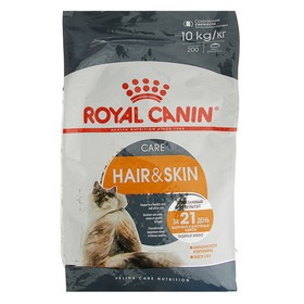 Сухой корм RC Hair and Skin care для кошек, для кожи и шерсти, 10 кг