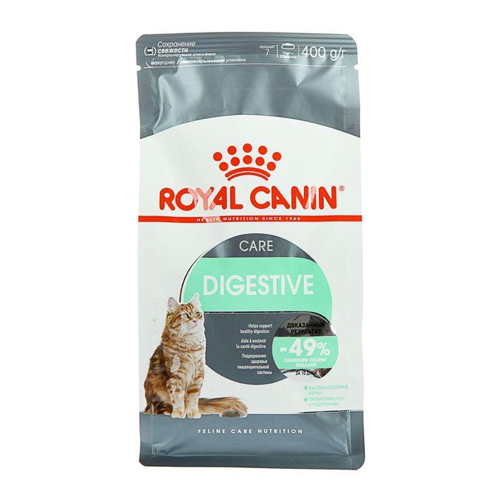 Сухой корм RC Digestive Care для кошек, для комфортного пищеварения, 400 г