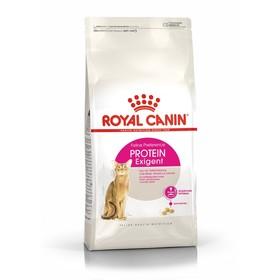 Сухой корм RC Exigent Protein Preference для кошек привередливых к составу корма, 400 г