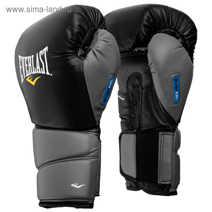 Перчатки тренировочные Protex2 GEL PU 10oz SM