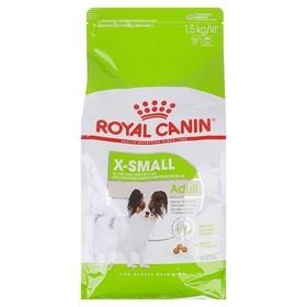 Сухой корм RC x-Small Adult для собак, 1.5 кг