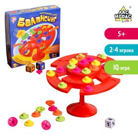 Настольная игра на равновесие «Балансинг»