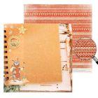 Бумага для скрапбукинга «Приношу счастье», 30,5 × 30,5 см 180 г/м