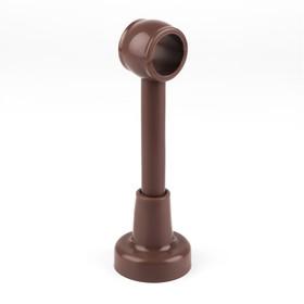 Кронштейн для карниза, d = 28 мм, цвет орех