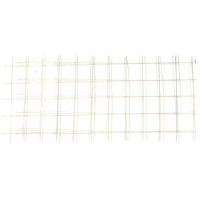 Сетка кладочная стеклопластиковая диаметр 2,5мм  1500*500 ячейка 100*100