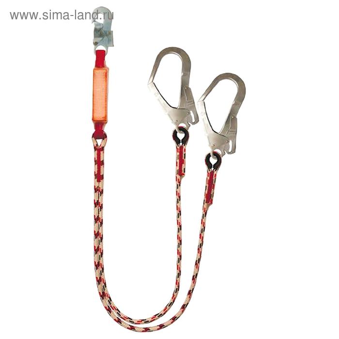 Строп Венто веревочный двойной с амортизатором «aB22»