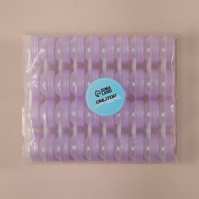 Контейнер для контактных линз, цвет МИКС