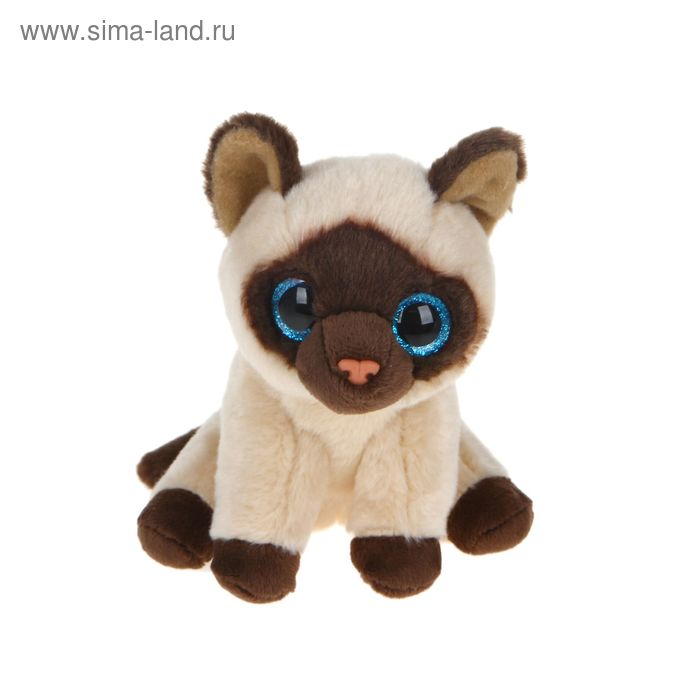 Мягкая игрушка «Сиамская кошка Jaden»