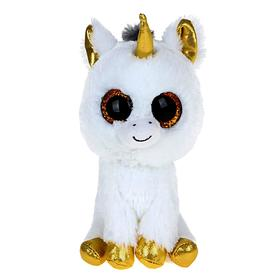 Мягкая игрушка «Единорог Pegasus», 15 см