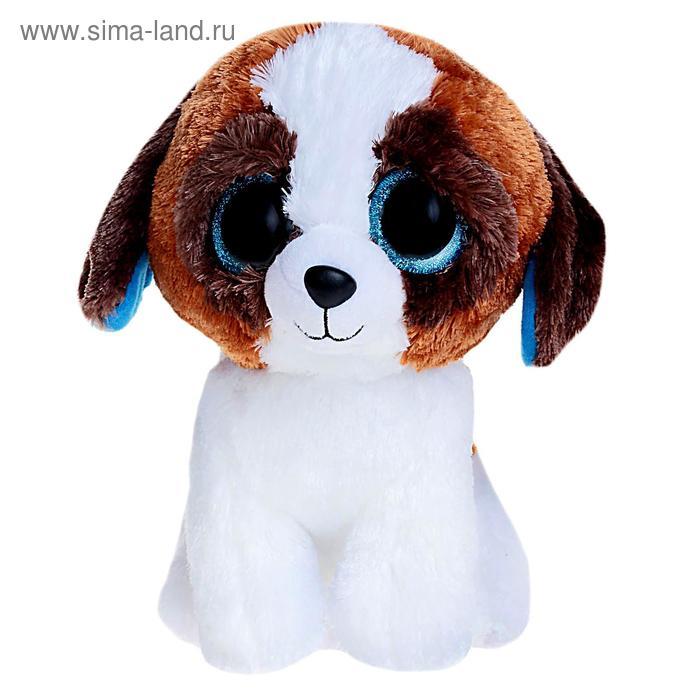 Мягкая игрушка «Щенок Duke», цвет коричнево-белый