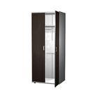 Шкаф-гардероб с горизонтальной вешалкой, венге/серый ПШО2.06
