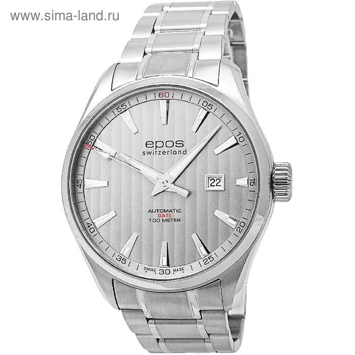 Часы наручные мужские Epos 3401.132.20.18.30