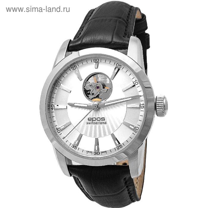 Часы наручные мужские Epos 3423.133.20.18.25