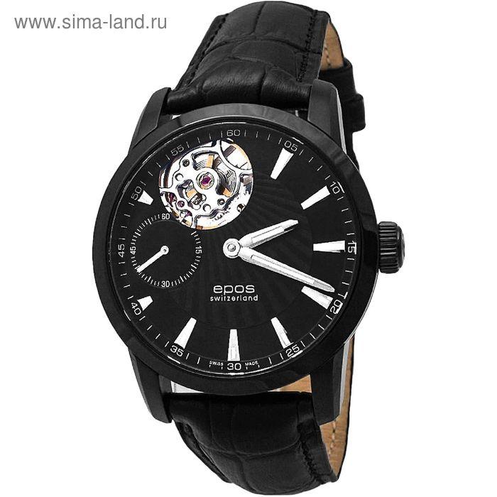 Часы наручные мужские Epos 3424.183.25.15.25