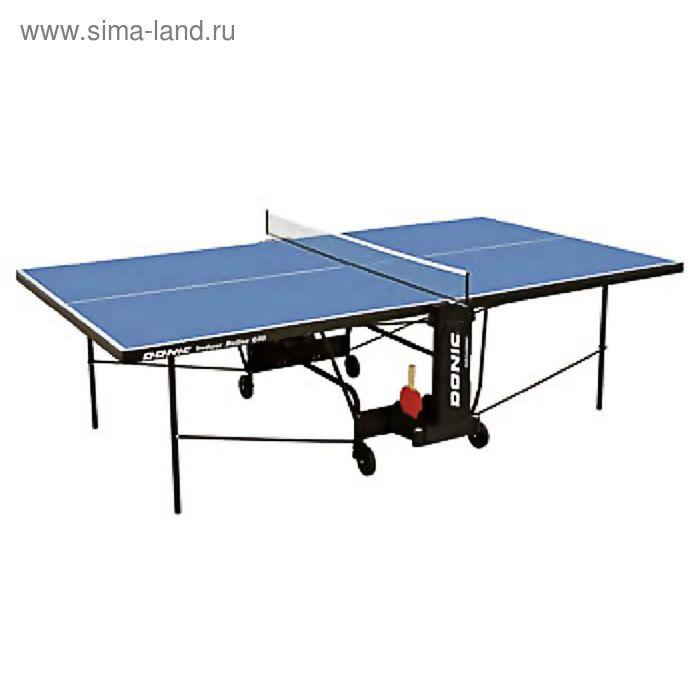 """Теннисный   стол  для помещений """"Donic Indoor Roller 600 """""""