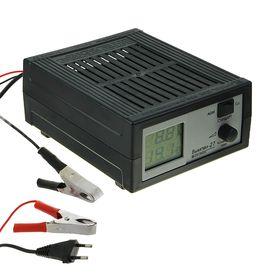 """Зарядное устройство АКБ """"Вымпел-27"""", 7 А, 12 В, сегментный ЖК индикатор"""