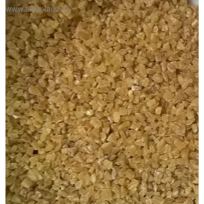 Крупа Пшеничная фасовка по 45 кг