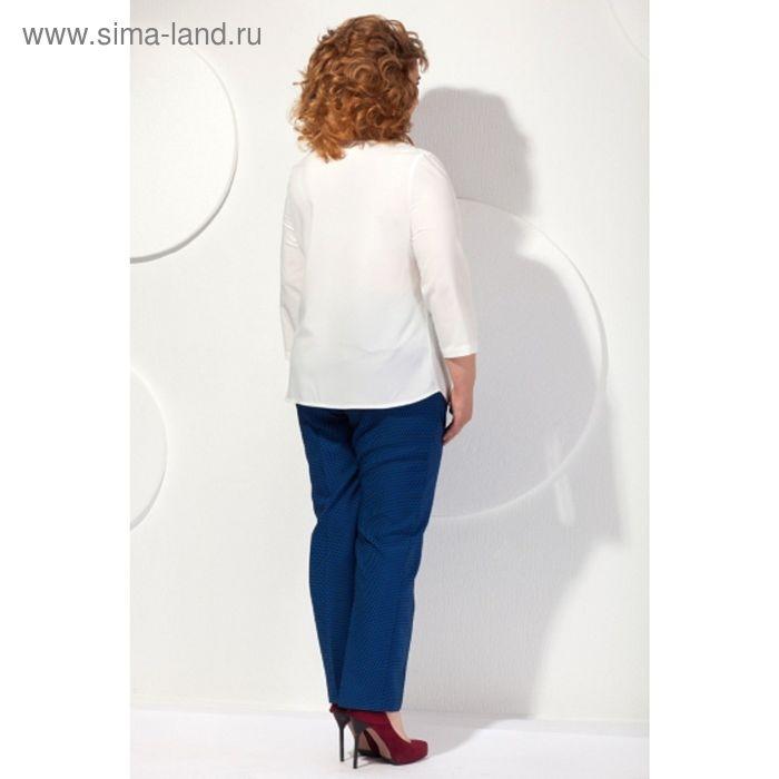 Блуза женская, размер 56, цвет молочный  Б-146