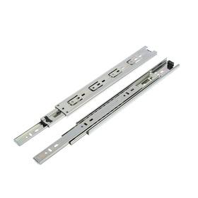 Шариковые направляющие 1042, L=300 мм, H=42 мм, 2 шт.