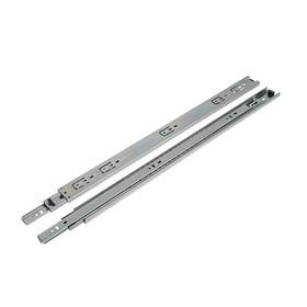 Шариковые направляющие 1042, L=550 мм, H=42 мм, 2 шт.