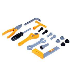 Набор инструментов №12, 17 элементов, в пакете в Донецке