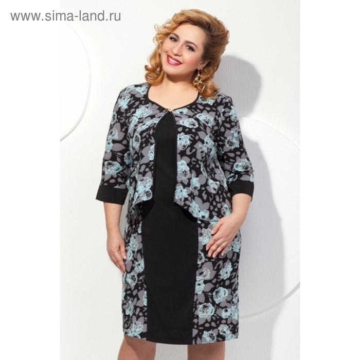 Платье женское, размер 54 П-350/1