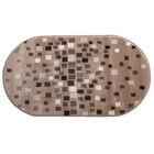 "Ковер Heat-set ""Версаль"" 2507с2о, размер 80х150 см, ворс"