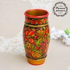 """Vase """"Khokhloma"""", Suite"""
